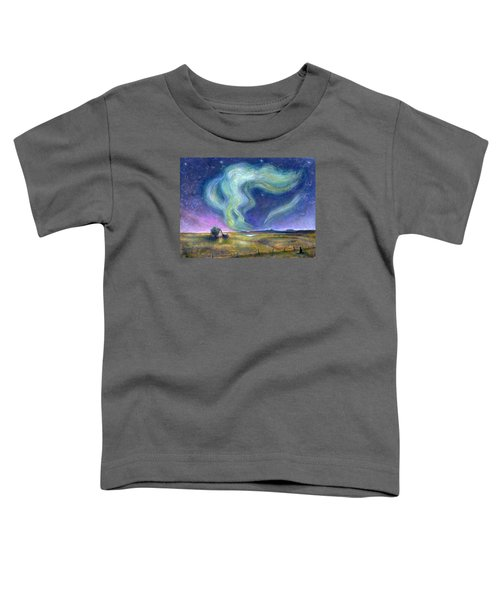 Echoes In The Sky Toddler T-Shirt