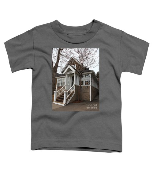 Eclectic Backroads Americana Homes In Truckee California 5d27468 Toddler T-Shirt