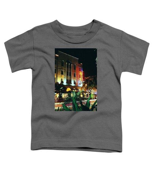 Edison Hotel Film Image Toddler T-Shirt