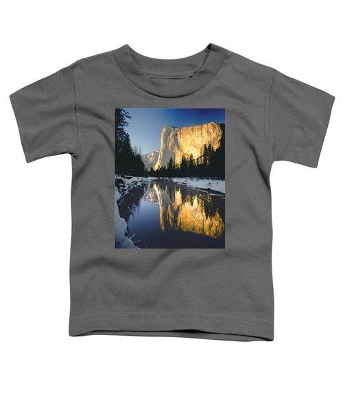 2m6542-el Cap Reflect Toddler T-Shirt