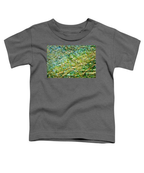 Emerald Water Toddler T-Shirt