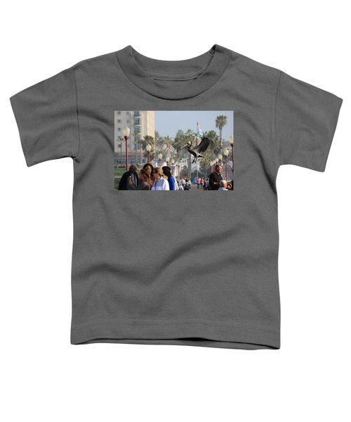 Emergency Landing  Toddler T-Shirt