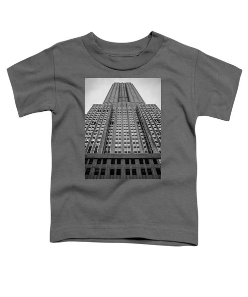 Empire State Of Mind Toddler T-Shirt