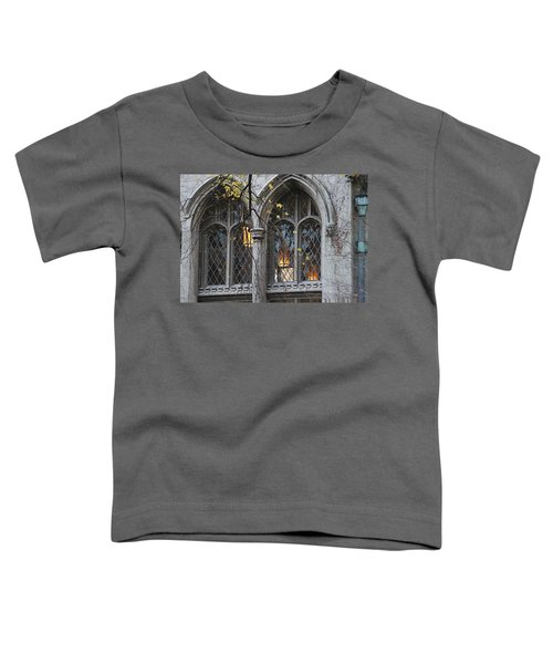 End Of The Mile Toddler T-Shirt