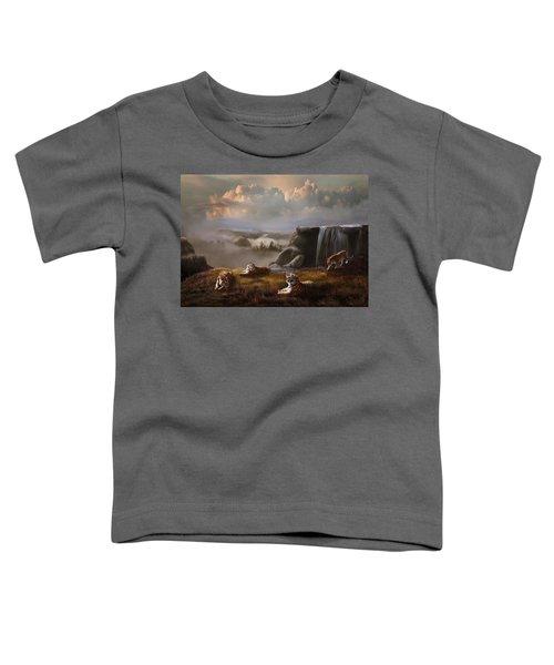 Endangered Toddler T-Shirt