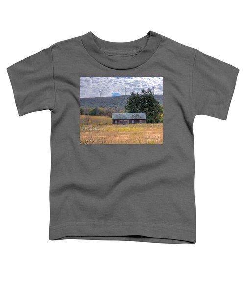 Energy Toddler T-Shirt