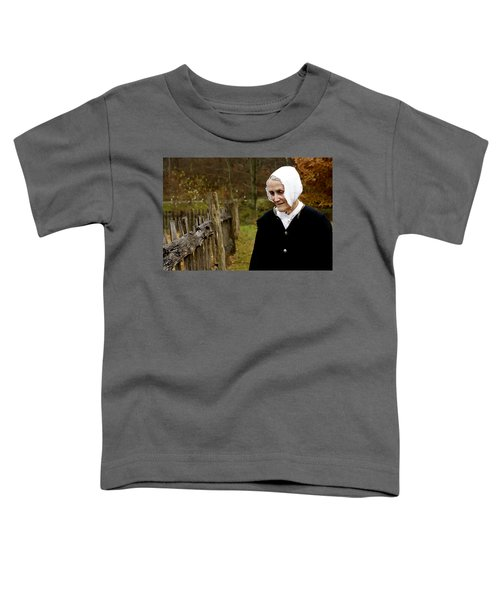 England On The Virginia Frontier Toddler T-Shirt