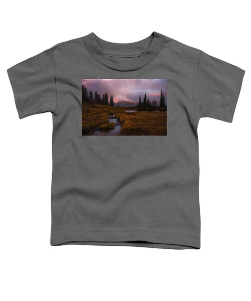 Engulfed II Toddler T-Shirt