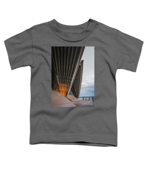 Entrance To Opera House In Sydney Toddler T-Shirt