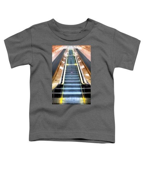 Escalator To Heaven Toddler T-Shirt