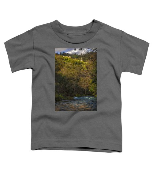 Eume River Galicia Spain Toddler T-Shirt