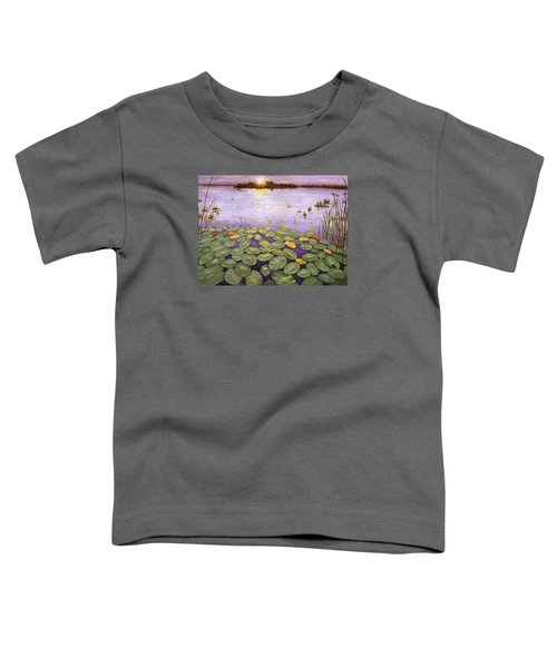 Everglades Evening Toddler T-Shirt