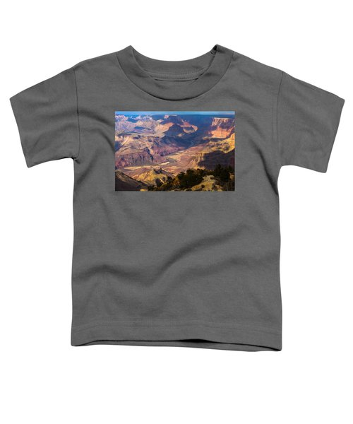 Expanse At Desert View Toddler T-Shirt