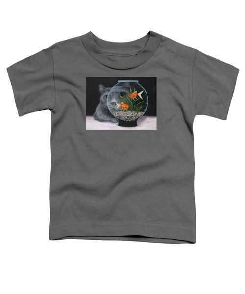 Eye To Eye Toddler T-Shirt