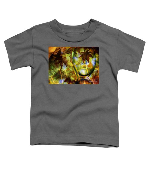 Face In The Rock Dreams Of Tulips Toddler T-Shirt
