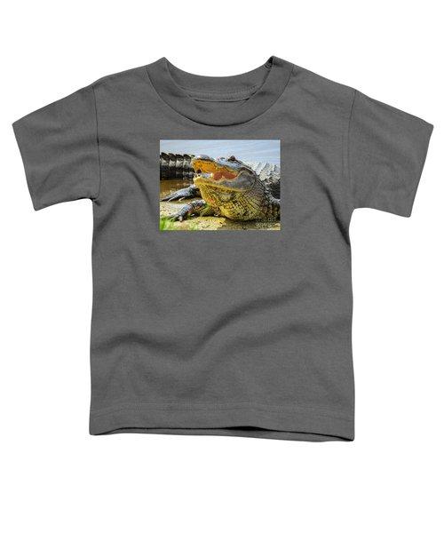 Face To Face Toddler T-Shirt