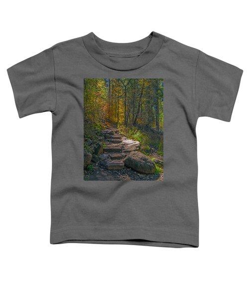 West Fork At Oak Creek Toddler T-Shirt