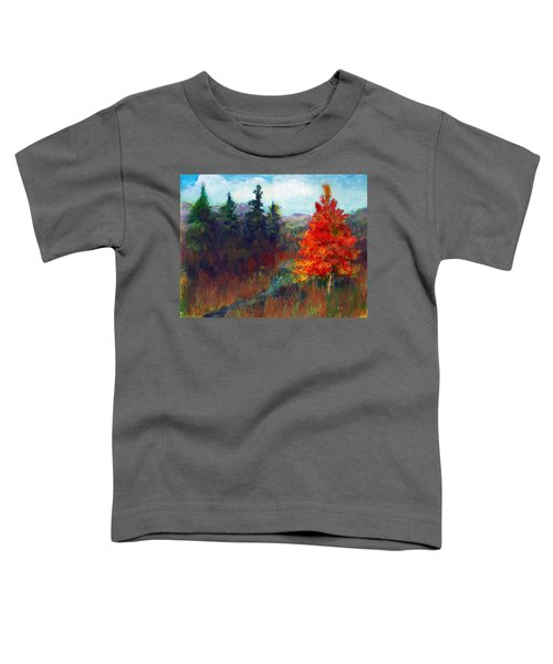 Fall Day Toddler T-Shirt