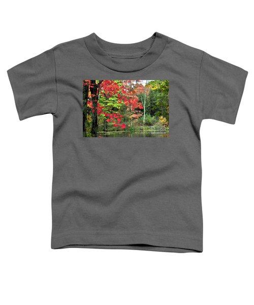 Fall Foliage  Toddler T-Shirt