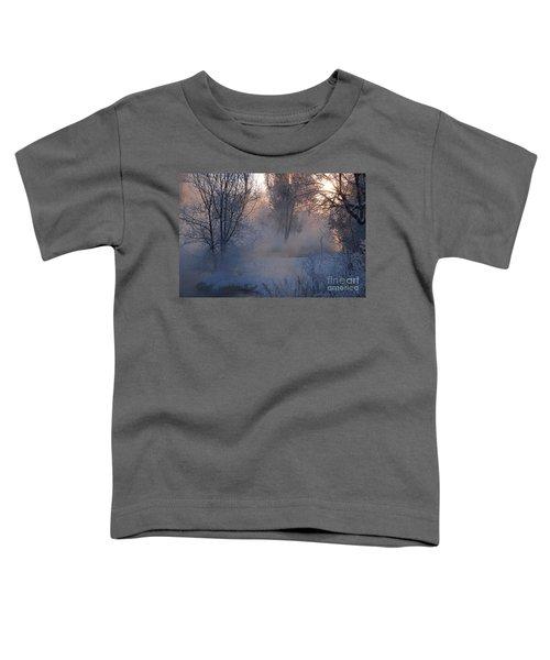 Fall River Steam Toddler T-Shirt