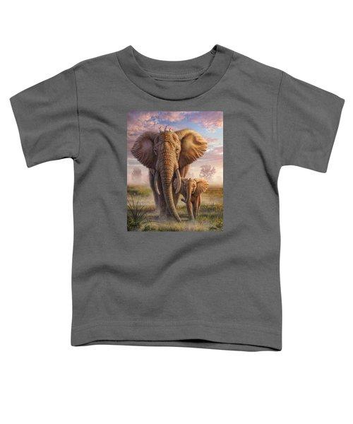 Family Stroll Toddler T-Shirt