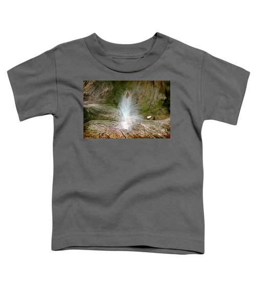 Feather Toddler T-Shirt
