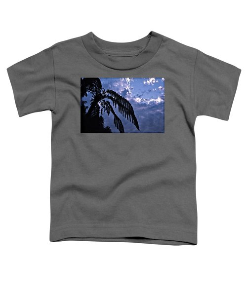 Fern At Twilight Toddler T-Shirt