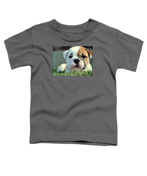 Finally Awake Toddler T-Shirt