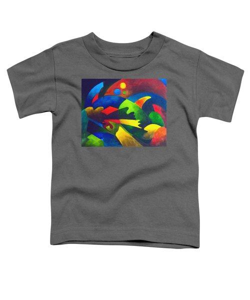 Fins Toddler T-Shirt