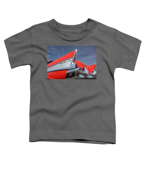 Fintastic '57 Chevy Toddler T-Shirt