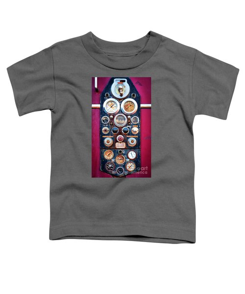 Firetruck Instruments Toddler T-Shirt