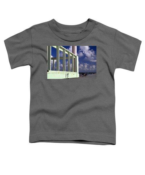 First Street Porch Toddler T-Shirt