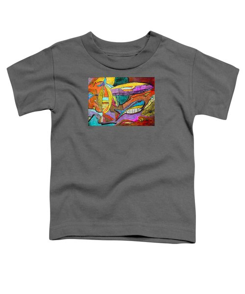 Fish And Chips Toddler T-Shirt