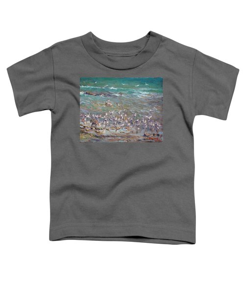 Fishing Time Toddler T-Shirt