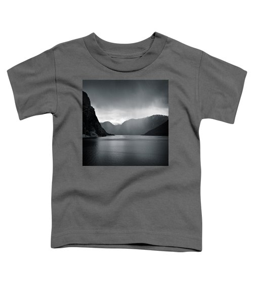 Fjord Rain Toddler T-Shirt