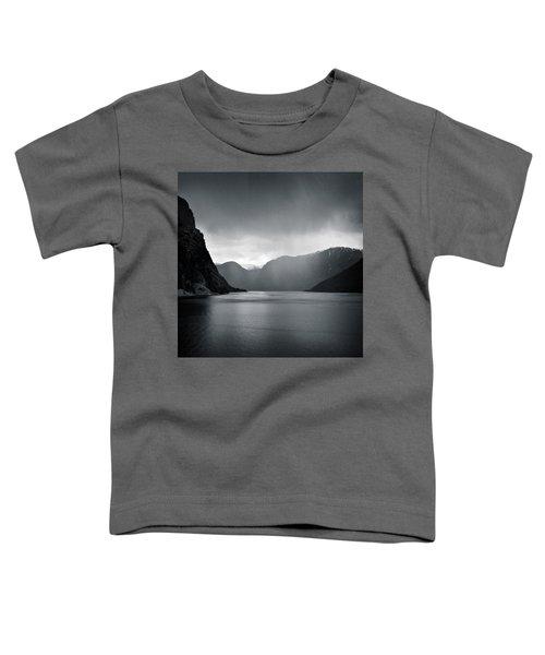 Fjord Rain Toddler T-Shirt