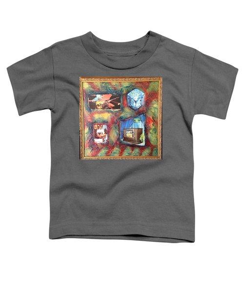 Flash Generation By Alfredo Garcia Toddler T-Shirt