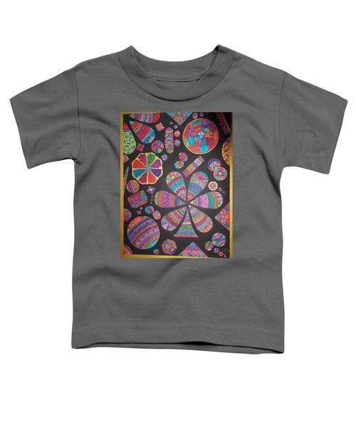 Floating Pebels Toddler T-Shirt