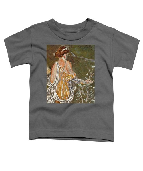 Flora - Study No. 1 Toddler T-Shirt