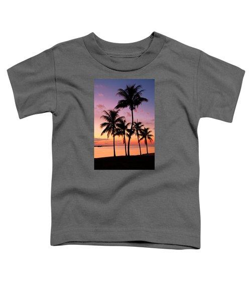 Florida Breeze Toddler T-Shirt