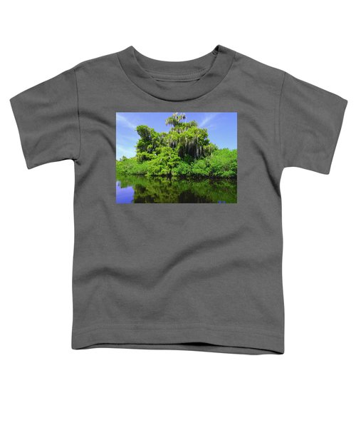 Florida Swamps Toddler T-Shirt