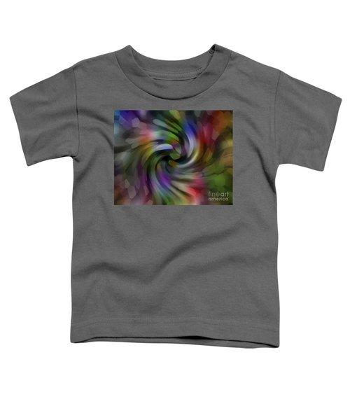Flower Car Toddler T-Shirt