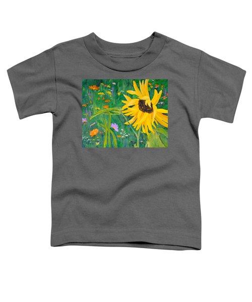 Flower Fun Toddler T-Shirt
