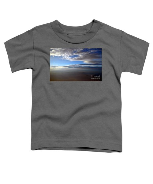 Flying Over Southern California Toddler T-Shirt