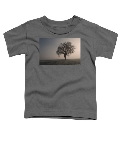 Foggy Morning Sunshine Toddler T-Shirt
