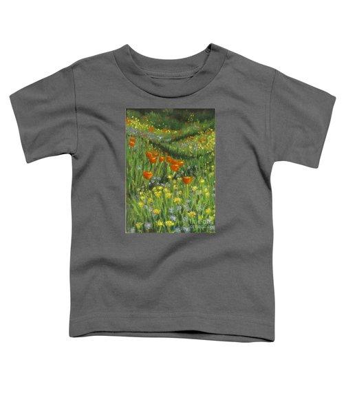 Poppy Trail Toddler T-Shirt