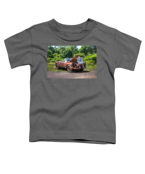 For Sale By Owner Toddler T-Shirt