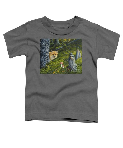 Forest Life Toddler T-Shirt