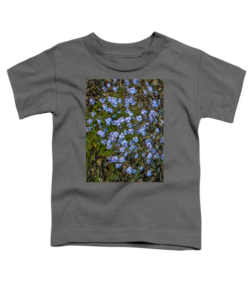 Forget-me-nots Toddler T-Shirt
