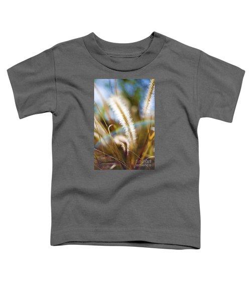 Fountain Grass Toddler T-Shirt